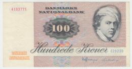 Denmark 100 Kroner 1972 VF++ Pick 51d  51 D - Denmark