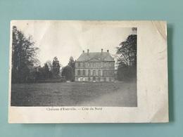 Château D' Eterville. — Côté Du Nord - France