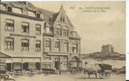 BELGIQUE - OOSTDUINKERKE - Avenue De La Mer - Oostrozebeke
