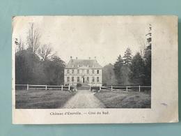 Château D' Eterville. — Côté Du Sud. - France