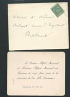 Chatellerault - F.P. Naissance De Suzanne Mascarel Le 26/05/1894   -  Pma 7301 - Birth & Baptism