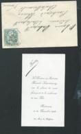 Bordeaux - F.P. Naissance De   Henry Lapommeray  -  Pma 7303 - Birth & Baptism