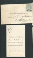 Chatellerault  - F.P. Naissance De   Henry  Cabaille   Le 12/11/1904 -  Pma 7304 - Birth & Baptism
