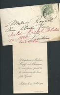 Poitiers   - F.P. Naissance De   Gisèle Kopf  Le 18/07/1902  -  Pma 7307 - Birth & Baptism