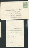 Montron    - F.P. Naissance De  Madeleine Duroux Le 18/10/1901  -  Pma 7310 - Birth & Baptism