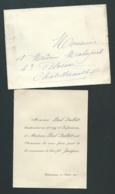 Chateauroux  - F.P. Naissance De  Jacques Juillet Le 10/10/1901 -  Pma 7311 - Birth & Baptism