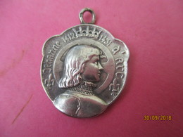 Médaille De Chaînette/Jehanne D'Arc /1412 - 1431/ Vers 1920 - 1950           CAN795 - Religión & Esoterismo