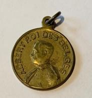 Militaira. Médaille Commémorative De La Bataille De Nieuport Octobre 1914 - Belgique