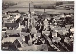 WILLEMS - LE CENTRE - L EGLISE ST-MARTIN - VUE AERIENNE. Edit Cim - Autres Communes