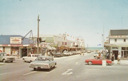 VW Karmann Ghia,Chevrolet Bel Air,Wasaga Beach,Georgian Bay,Ontario,Canada, Ungelaufen - Voitures De Tourisme