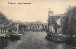 Charleroi    Quai Du Déversoir      I 5980 - Charleroi