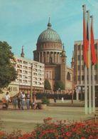 Potsdam - Alter Markt, Nikolaikirche - 1983 - Potsdam