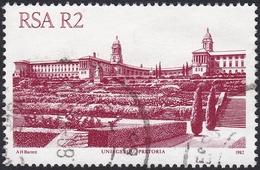 Afrique Du Sud, 1982, 2R, Bâtiments (Yvert 522) - Afrique Du Sud (1961-...)