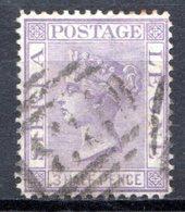 SIERRA LEONE - (Colonie Britannique) - 1876-96 - N° 12 - 1 1/2 P. Violet - (Victoria) - Sierra Leone (...-1960)
