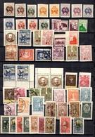 Lituanie Centrale Belle Collection Neufs **/* Et Oblitérés 1920/1921. Séries Complètes. B/TB. A Saisir! - Lituanie