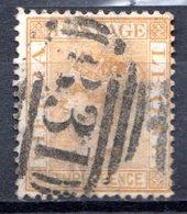 SIERRA LEONE - (Colonie Britannique) - 1876-96 - N° 14 - 3 P. Ocre - (Victoria) - Sierra Leone (...-1960)