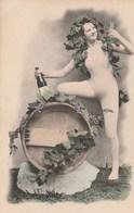 Symbole à La Vigne Et Au Vin.     Scan - Silhouette - Scissor-type