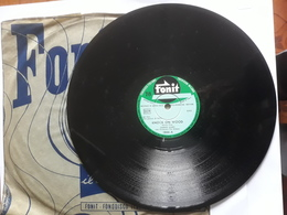 Fonit - Anni '50.  Nr. 1844.  Danny Kaye - 78 G - Dischi Per Fonografi