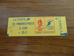 TIMBRE DE FRANCE CARNET 2715 C2 - Carnets