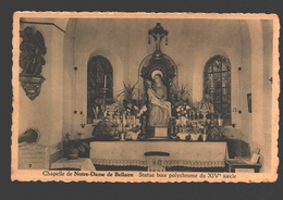Jupille - Chapelle De Notre-Dame De Bellaire - Statue Bois Polychromé Du XIVe Siècle - Jalhay