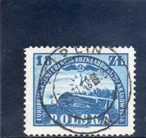 POLOGNE 1948 O - Oblitérés