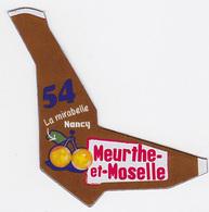 Magnet Le Gaulois - Meurthe-et-Moselle 54 - Magnets