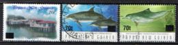 PAPUA NUOVA GUINEA - 2004 - Overprinted - USATI - Papua Nuova Guinea