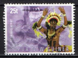 PAPUA NUOVA GUINEA - 1999 - Clay Pots, Native - USATO - Papua Nuova Guinea