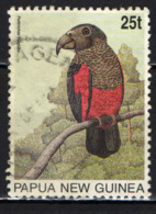 PAPUA NUOVA GUINEA - 1996 - Parrot: Psittrichas Fulgidas - USATO - Papua Nuova Guinea