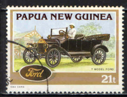 PAPUA NUOVA GUINEA - 1994 - Model T Ford - USATO - Papua Nuova Guinea