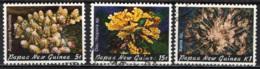 PAPUA NUOVA GUINEA - 1982 - Coral - USATI - Papua Nuova Guinea