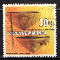 PAPUA NUOVA GUINEA - 1982 - Boiken, East Sepik - USATO - Papua Nuova Guinea