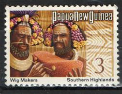 PAPUA NUOVA GUINEA - 1974 - Wig Makers, Southern Highlands  - USATO - Papua Nuova Guinea