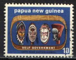 PAPUA NUOVA GUINEA - 1973 - Self Government - USATO - Papua Nuova Guinea