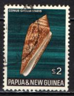 PAPUA NUOVA GUINEA - 1968 - Sea Shell: Glory Of The Sea - USATO - Papua Nuova Guinea