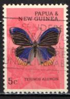 PAPUA NUOVA GUINEA - 1966 - Port Moresby Terinos - USATO - Papua Nuova Guinea