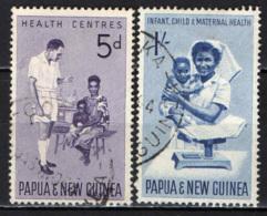 PAPUA NUOVA GUINEA - 1964 - Territorial Health Services - USATI - Papua Nuova Guinea