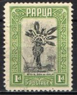 PAPUA NUOVA GUINEA - 1932 - Steve, Son Of Oala - USATO - Papua Nuova Guinea