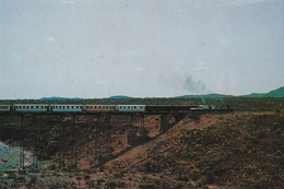 DJIBOUTI  Viaduc Holl-Holl - Djibouti
