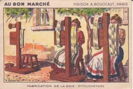 Au Bon Marché - Advertising