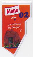 Magnet Le Gaulois - Aisne 02 - Magnets
