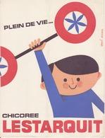"""Protège Cahier """"chicorée Lestarquit"""" - Blotters"""
