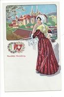21931 - Costumes Suisses Neuchâtel Neuenburg Schweizer Trachten - Costumes