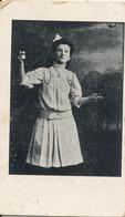 Early Advertisement Card,  I Wonder Why, Toiletzeepen Stokpaardjes - Reclame