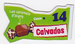 Magnet Le Gaulois - Calvados 14 - Magnets