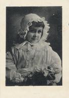 Early Advertisement Card,  Charming Girl, Werven-v.d.Neut, Rotterdam, Horloges, Klokken - Reclame