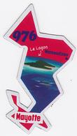 Magnet Le Gaulois - Mayotte 976 - Magnets