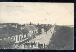 St Philipsland - Groet Uit - Molen - 1911 - Altri