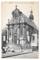 58 Nevers Chapelle De L'Ancien Couvent De La Visitation (2 Scans) - Nevers