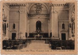 Barbarano Vicentino (Vicenza): Interno Della Chiesa Arcipretale. Non Viaggiata - Vicenza